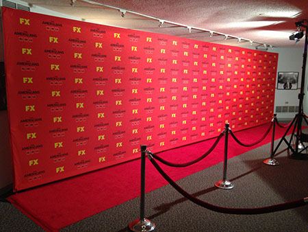 Step And Repeat Backdrop Red Carpet2 Las Vegas